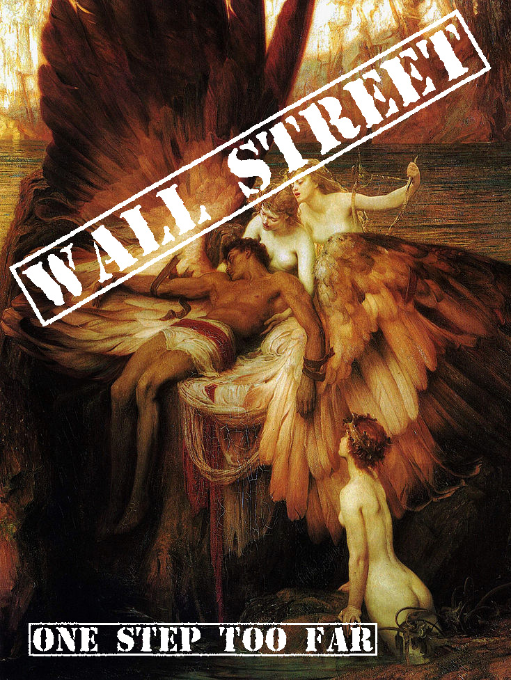 Wall Street Icarus