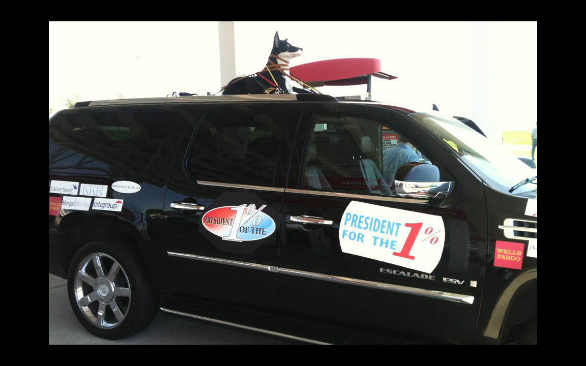 Romney Welcome Escalade Featured