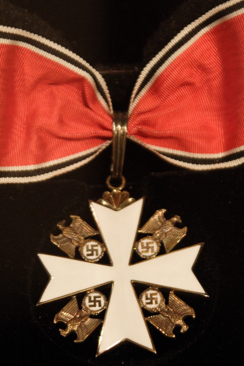 Service Medal German Cross