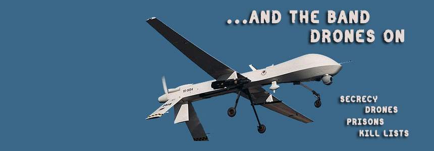 Drones Prisons Kills Lists FEATURED