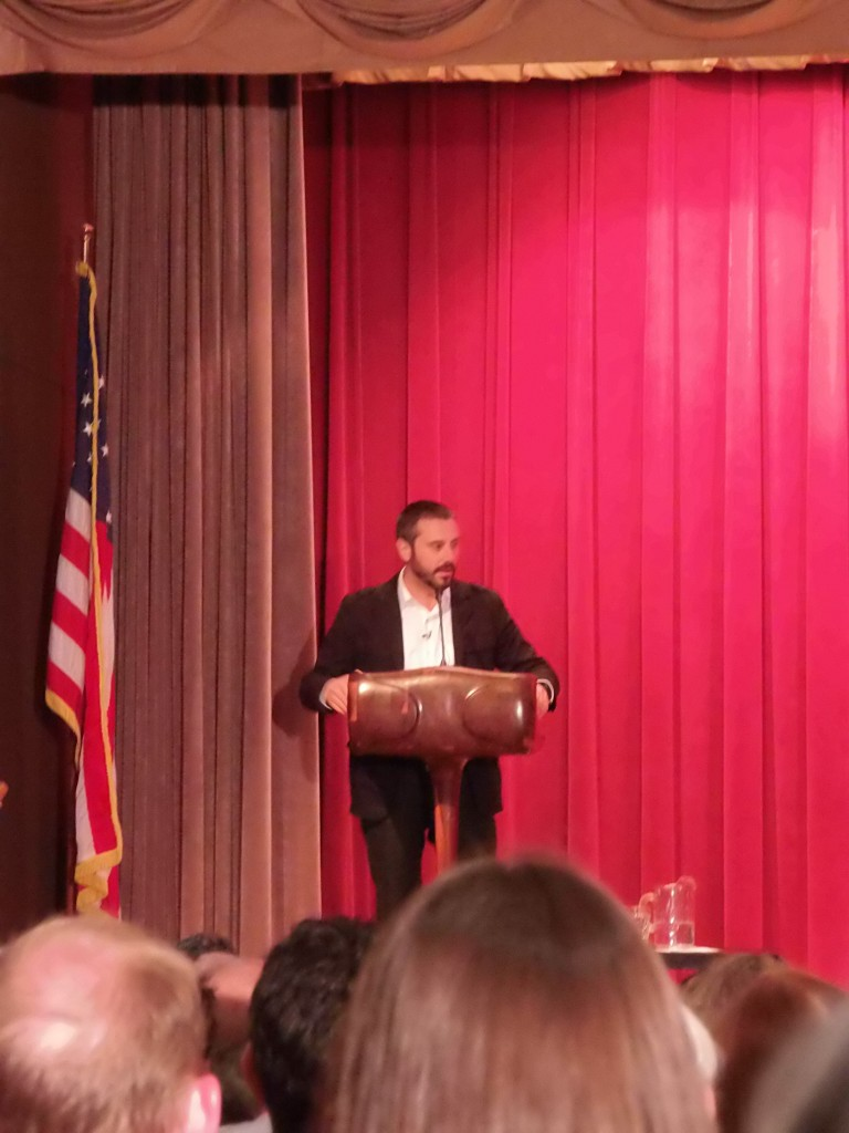 Jeremy Scahill - Phila. Library