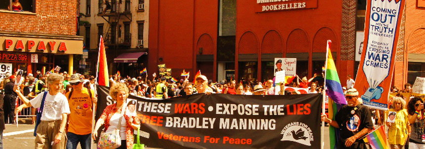 Bradley Manning Protest FEATURED