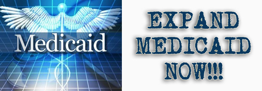 Expand Medicaid Now FEATURED