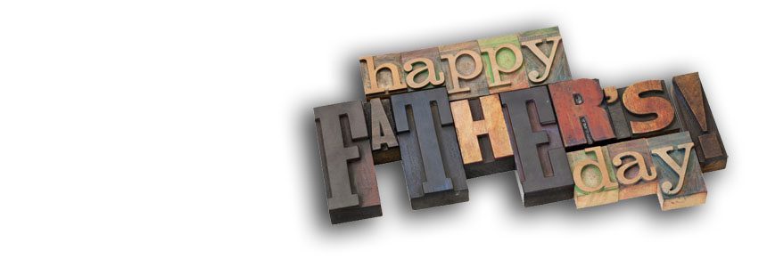 Happy Fathers Day Printer Blocks FEATURED
