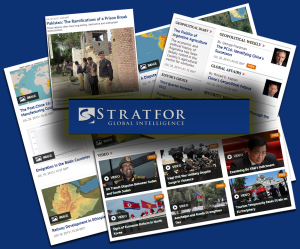 Stratfor Collage