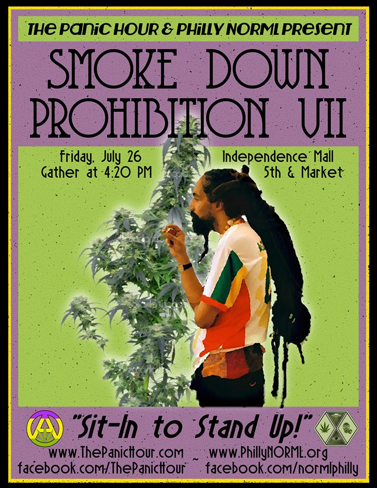 Smokedown Prohibition 7 Flyer