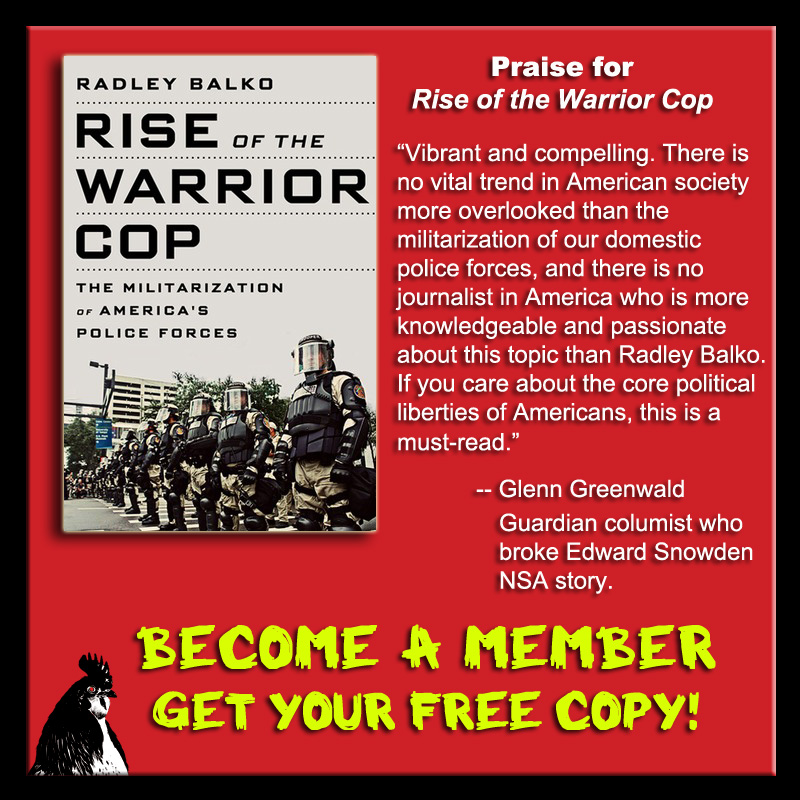 Rise of Warrior Cop Member Giveaway