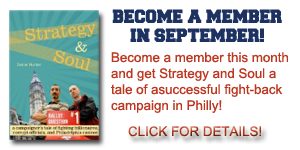 Member in September – Strategy and Soul