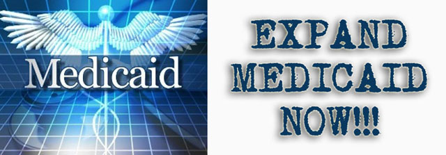 Expand Medicaid Now FEATURED SMALL