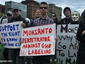 Photo: Cheryl Biren. Monsanto Protest - Philadelphia