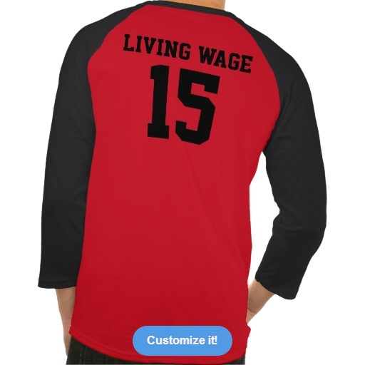 On the Living Wage Team