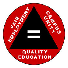 Campus Equity Week Button