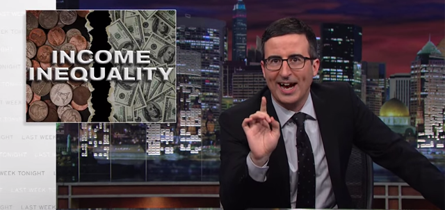 JohnOliver Income Inequality
