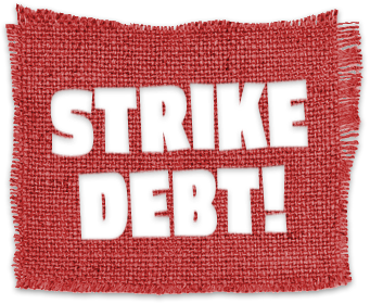 Strike Debt Logo