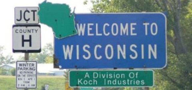 Wisconsin Koch Industries