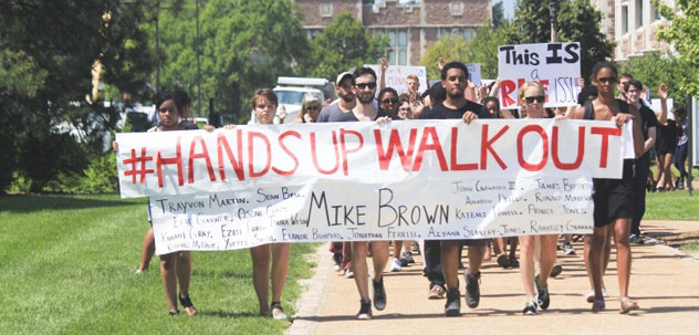 Photo credit: Megan Magray, Student Life - the Independent newspaper of Washington University of St. Louis.
