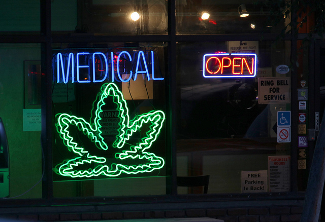Medical Marijuana Dispense