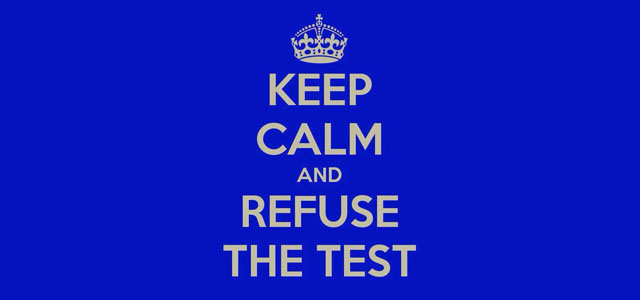Opt Out Keep Calm
