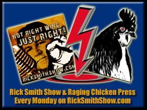Every Monday it's #RagingMonday on the RickSmithShow.com
