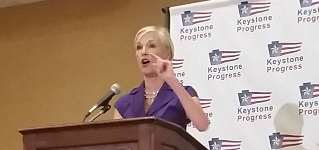 Cecile Richards featured