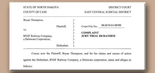 Image Credit: State of North Dakota District Court; East Central Judicial District