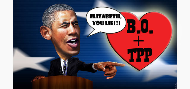 """Image credit: """"Barack Obama - Looking Forward,"""" DonkeyHotey, Flickr. Text and Heart added."""