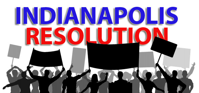 Indianapolis Resolution