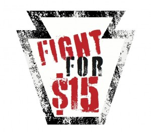 Fight for 15 PA