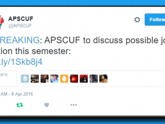 APSCUF_Strike_Tweet