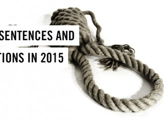 "Photo credit: Amnesty International. Screen grab from ""Death Sentences and Executions 2015,"" webpage."