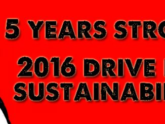 5YearStrongMemberDrive
